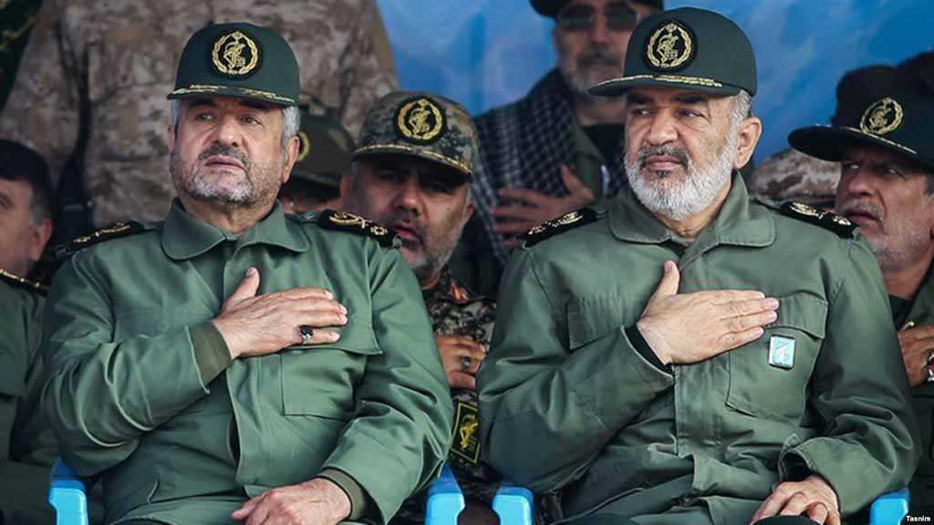 Imam Khamenei Appoints Maj Gen Salami as IRGC Chief