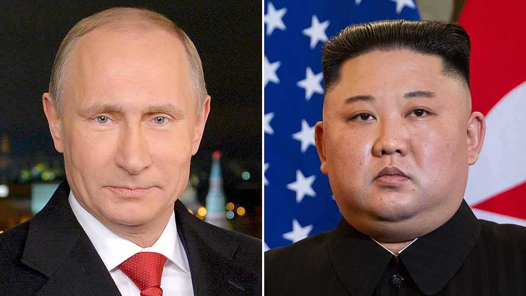 North Korea's Kim to Meet Putin in Russia This Month