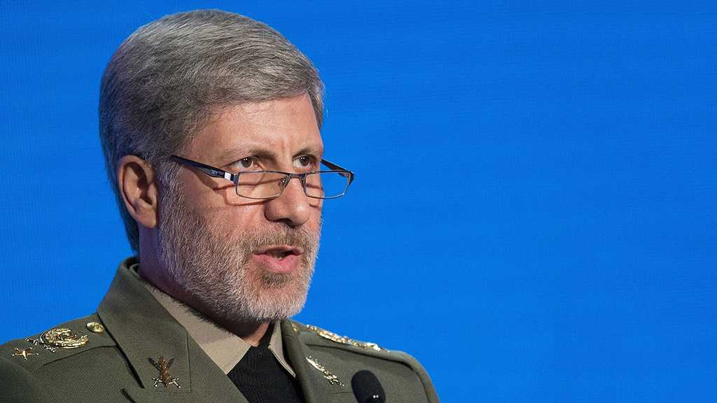 Iranian Defense Minister From Moscow: Trumpism World's Biggest Security Threat