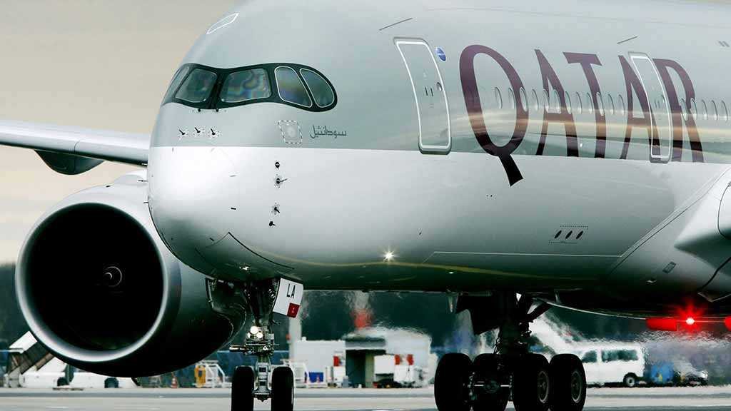 Syria Opens Airspace to Qatar Airways