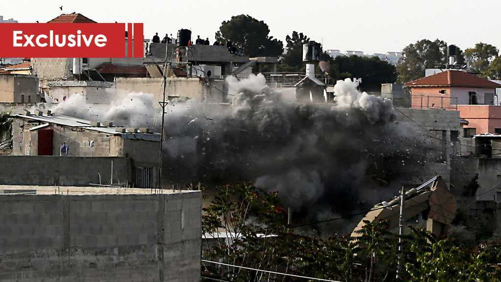 Light 'Em Up, Blow 'Em Out: IOF Levels House of Salfit Op Hero Martyr Abu Laila