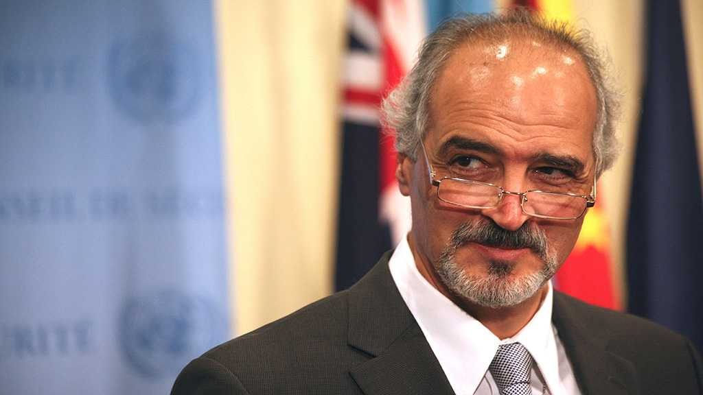 Bashar Al-Jaafari: West's Anti-Syria Unilateral Measures are Economic Terrorism