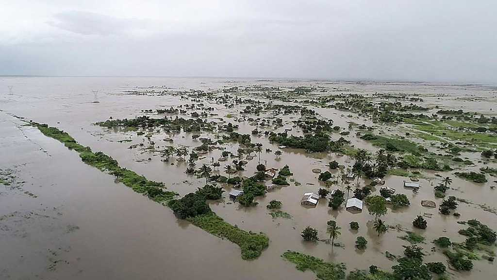Heavy Rains Threaten Floods in Cyclone-hit Mozambique