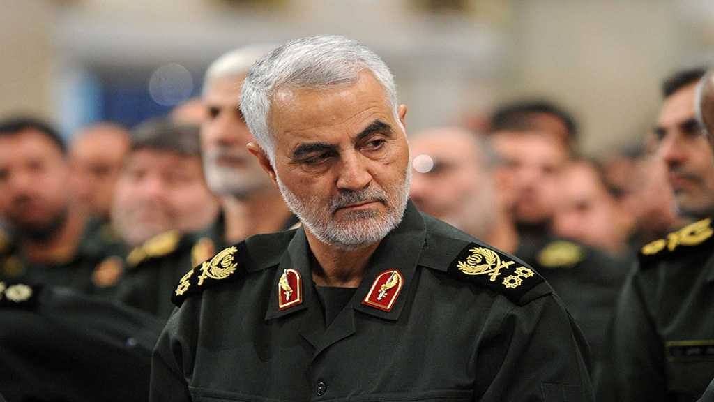 Talks with US Impossible: General Soleimani