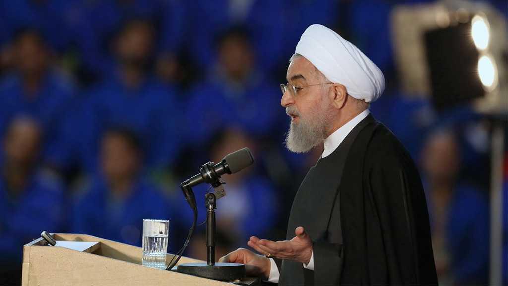 Rouhani: Iran to Continue Oil Exports Despite US Pressure