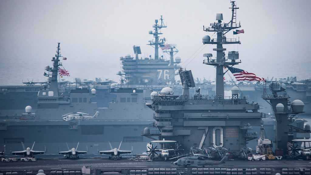 US Military Industry Drives Global Military Spending Spree