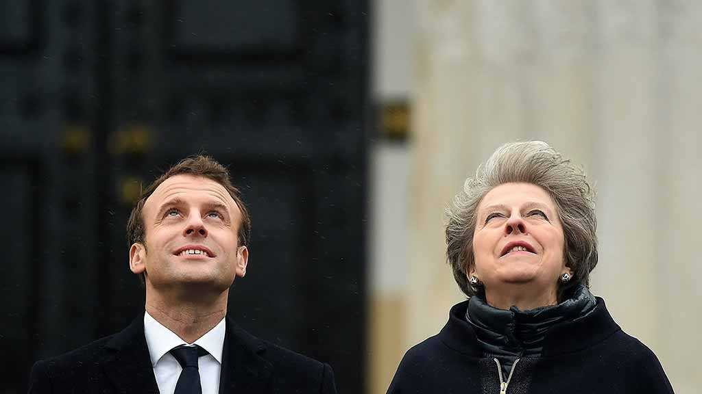Macron Urged to Seek Britain's Help in «Saving EU»