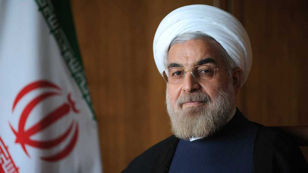 Rouhani: Iran to Make Up For Balance of Oil Revenues