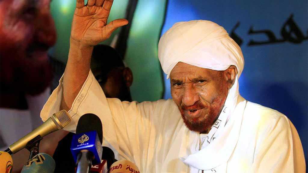 Sudanese Opposition Leader Calls for Calm