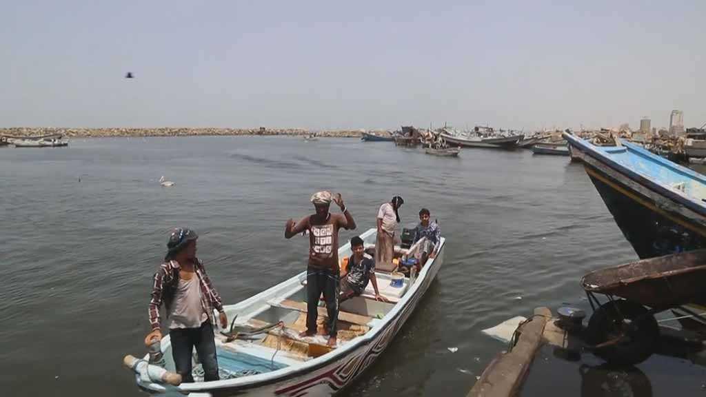 Saudi Aggressors Kidnap 150 Yemeni Fishermen off Hudaydah