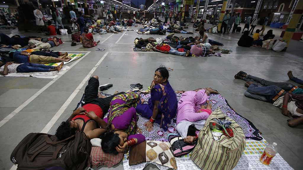 India's Strongest Storm since 2014 Weakening after Evacuation of Nearly 800k