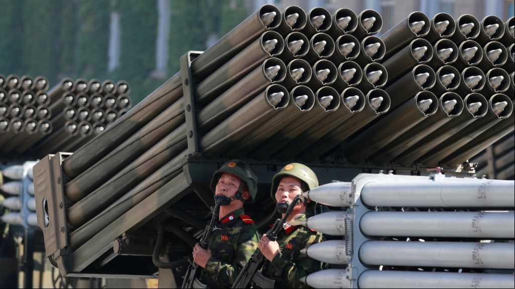 North Korea Fires Short Range Projectiles to Sea of Japan