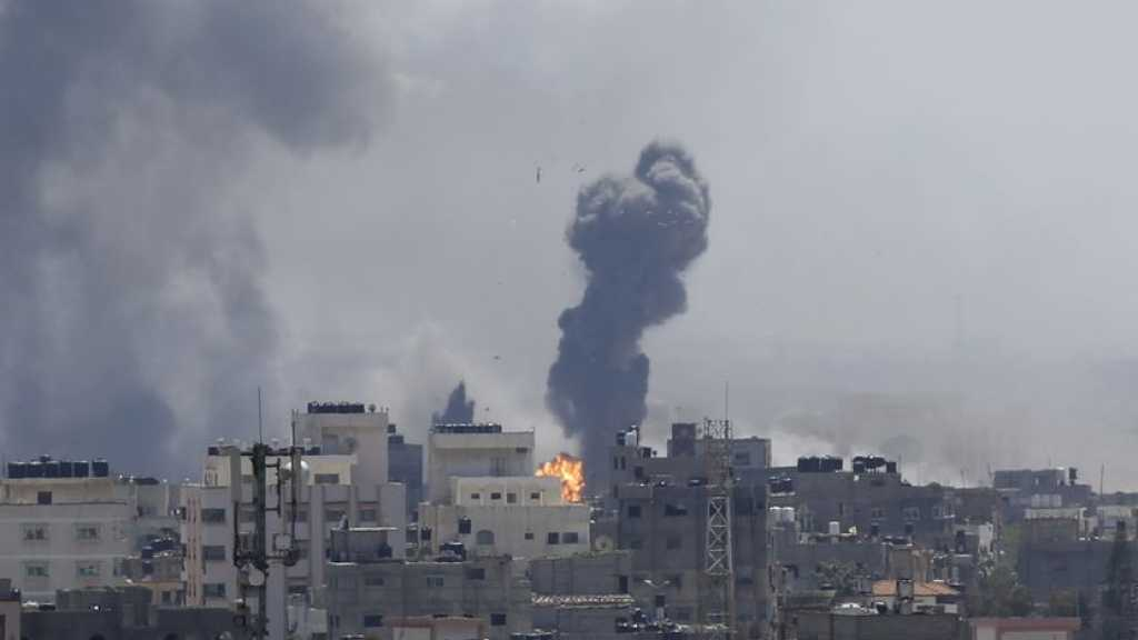 "Gaza Escalation: 22 Martyrs, ""Israel"" Shocked by 100s of Rockets, 4 Deaths"