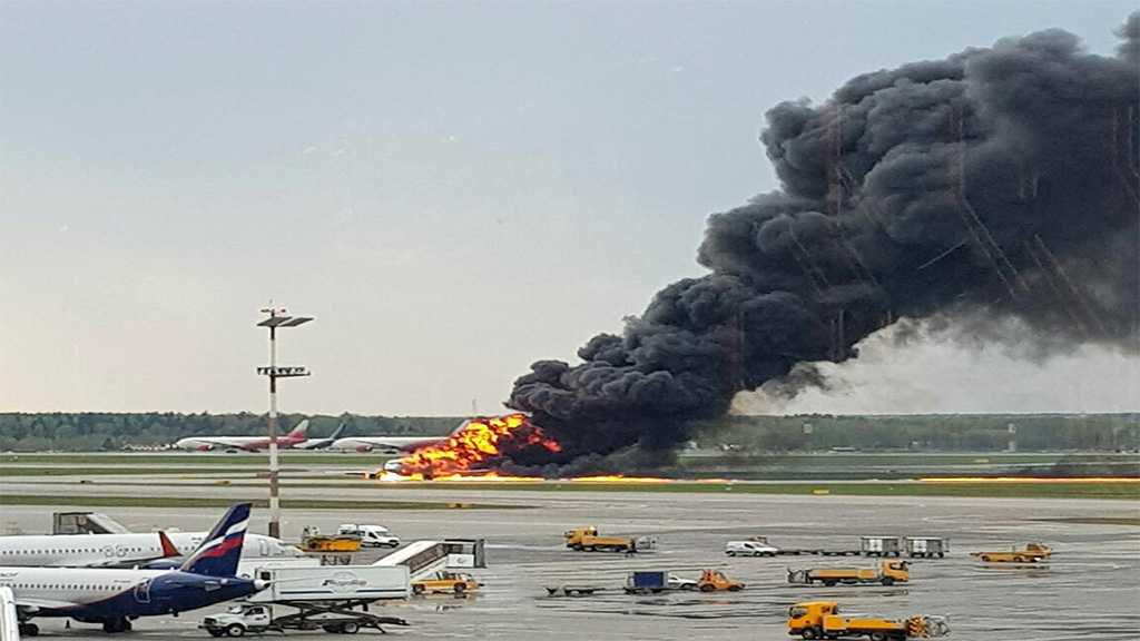 Sukhoi Passenger Jet Fire: At Least 41 Dead, Investigators Say