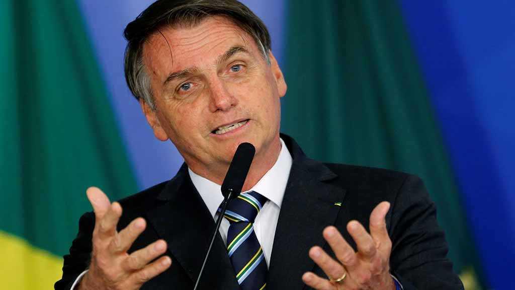 Brazil's Bolsonaro Abruptly Cancels US Visit after Protests