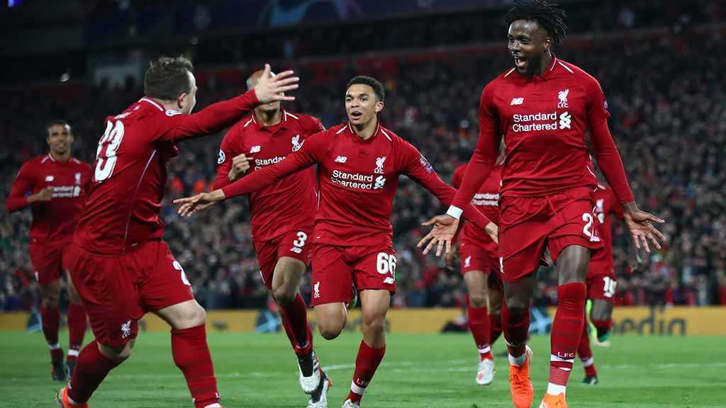 Barcelona Annihilated: Liverpool Beats Barca 4- to Reach Champions League Final
