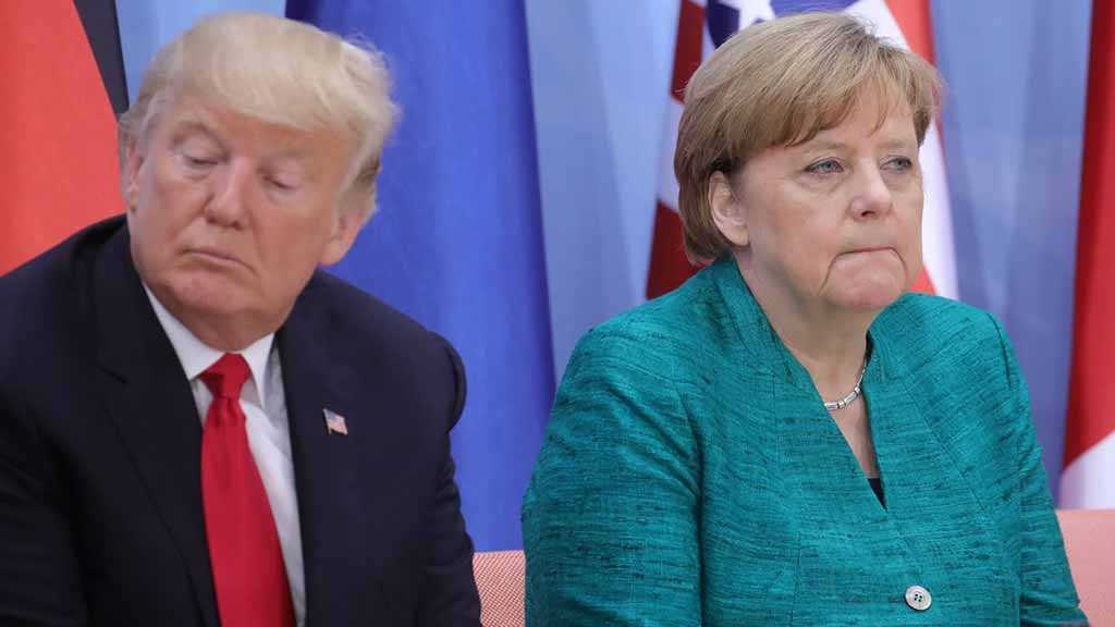 German Media: Germany-US Friendship is «in Shreds»
