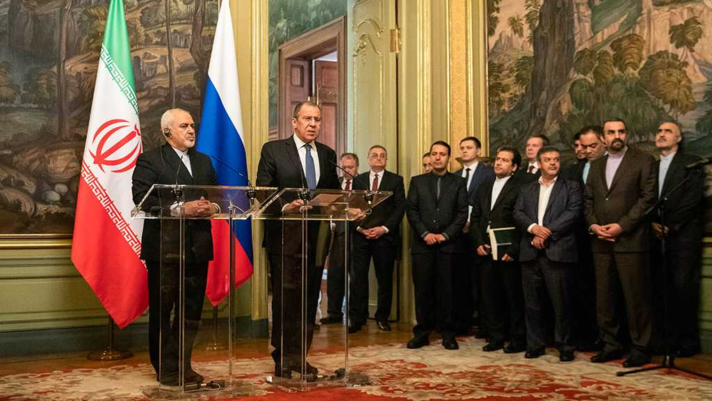 Zarif, Lavrov Urge Europeans to Save JCPOA by Fulfilling Obligations