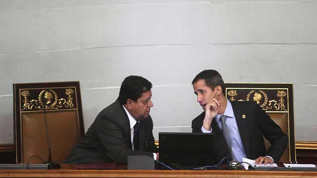 Deputy of Venezuelan Opposition Leader Detained