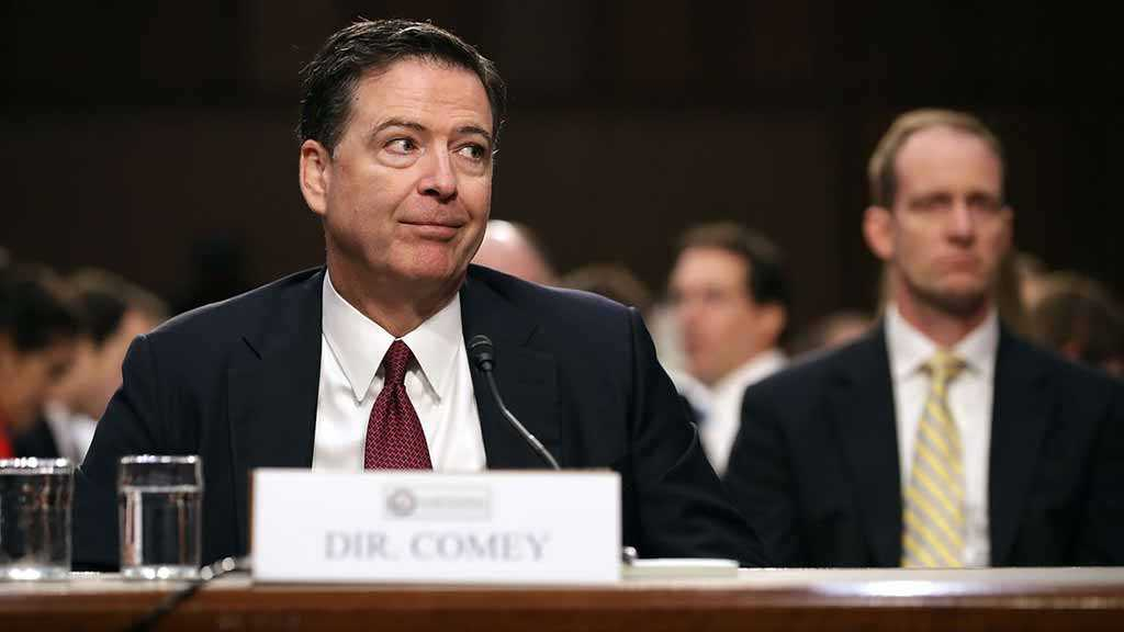 Trump Calls Comey «Worst Director» in FBI's History