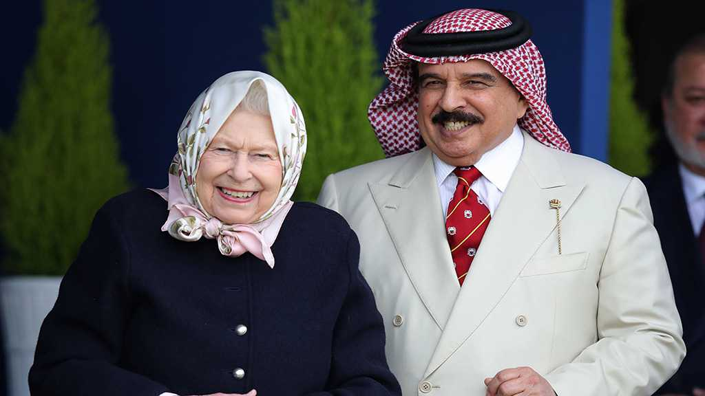 Queen Elizabeth's Meeting with King of Bahrain Prompts Protests