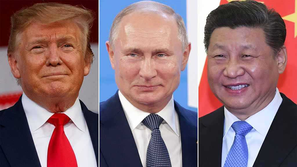 Trump to Meet with Xi and Putin at G20