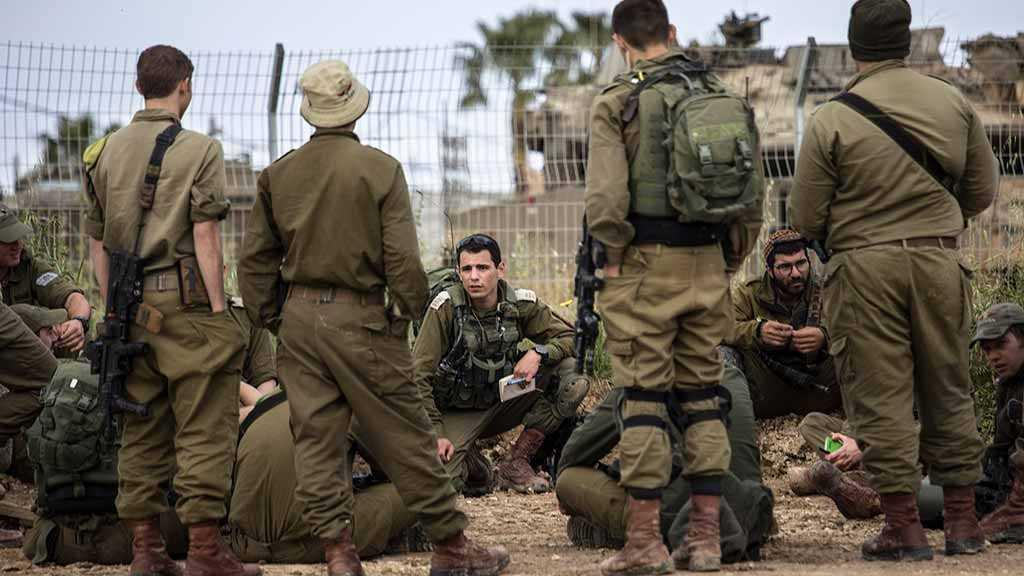 IOF to Tighten Open Fire Protocol on Gaza Border
