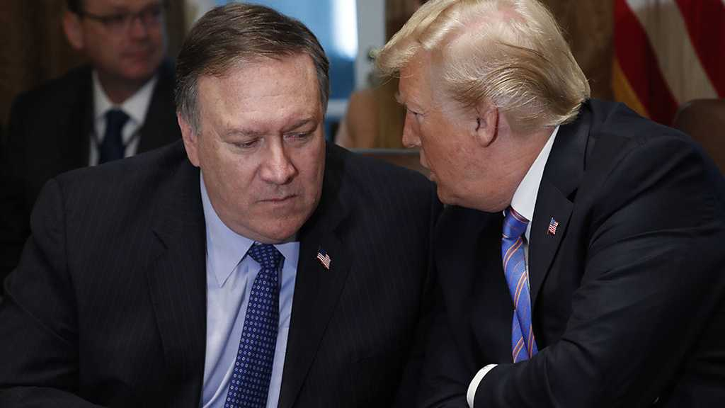 Pompeo from Russia: US Doesn't Seek War with Iran
