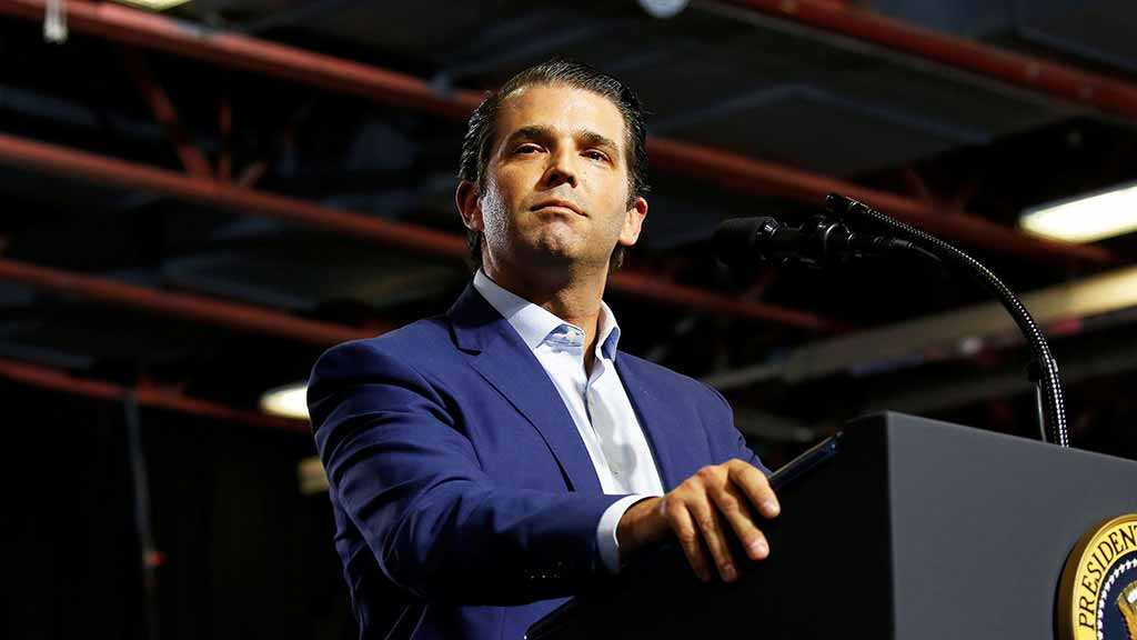Trump Jr. Agrees to Testify in Senate in Russia Probe