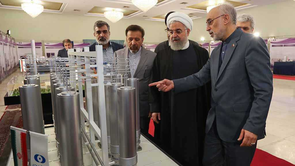 Tehran Officially Halts Some Nuclear Deal Commitments