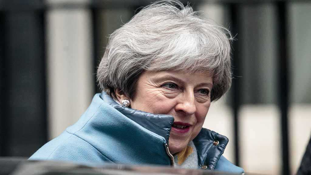 Tories Split As May Faces Coup Amid Struggle to Pass Brexit Deal Through Parl't