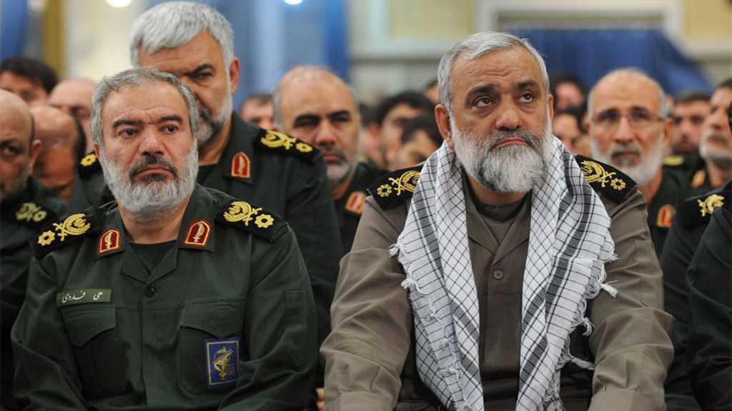 Imam Khamenei Appoints New IRGC Commanders