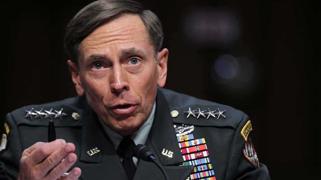 Petraeus Warns Iran to Be 'Very Careful' Amid Rising Tensions with US