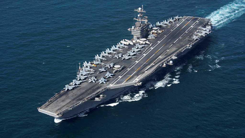 US Says Arab States Start 'Enhanced Security Patrols' In Gulf