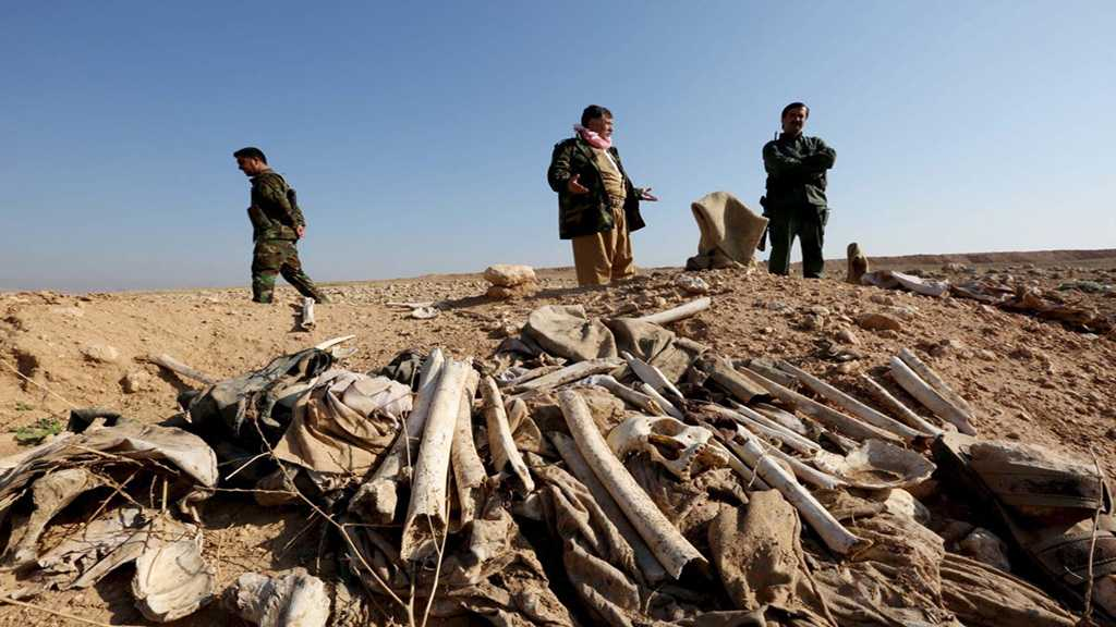 UN Team Unearths 12 Mass Graves in Probe of Daesh Crimes in Iraq