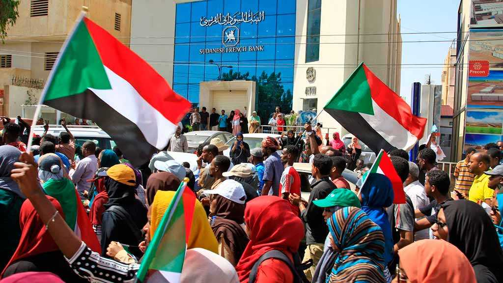 Sudan Talks End With No Accord on Ruling Body as Dispute Persists