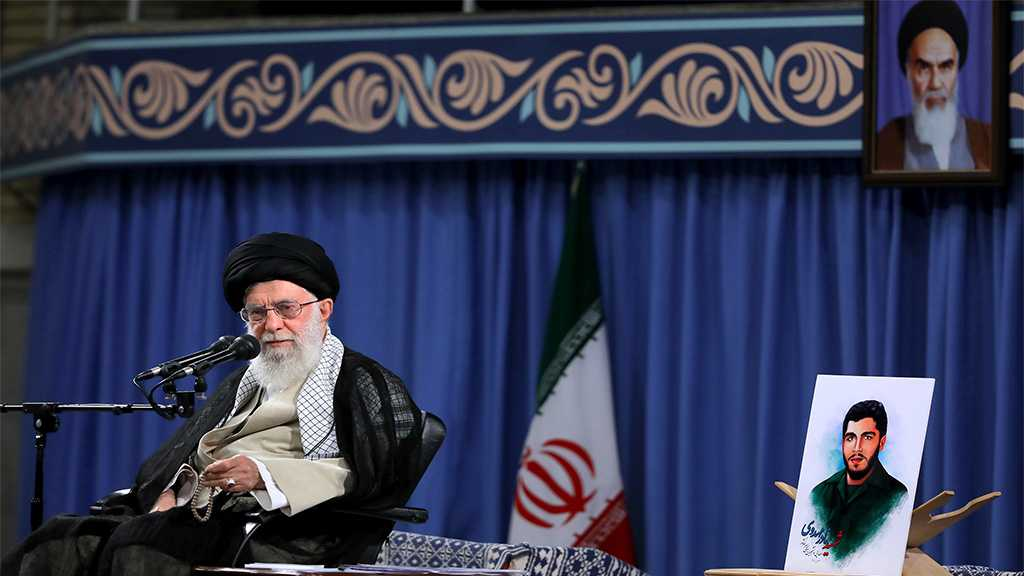 Imam Khamenei Highlights the Youth's Role in Iran's Governance
