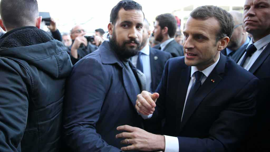 French Domestic Intel Summons Journo Who Exposed Benalla Affair