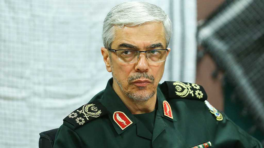 Iran Watching Out US Military Moves: IRGC Military Chief