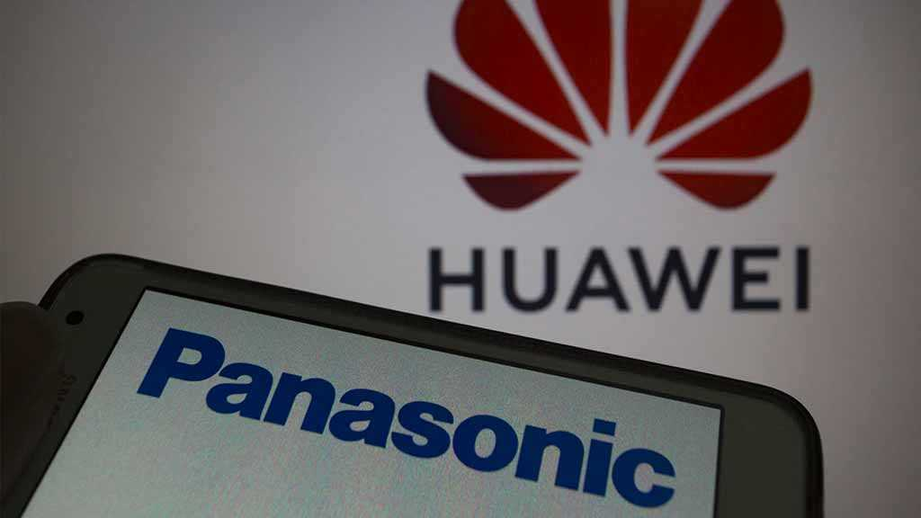 Panasonic Denies Cutting Off Ties With Huawei