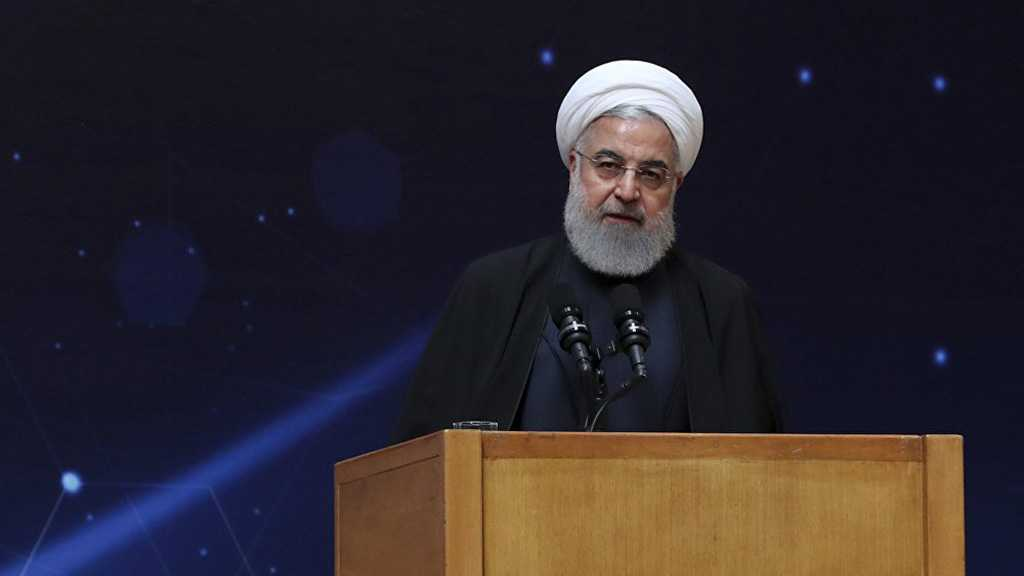 "Iran Will Not Surrender ""Even If Bombed"" - Rouhani"