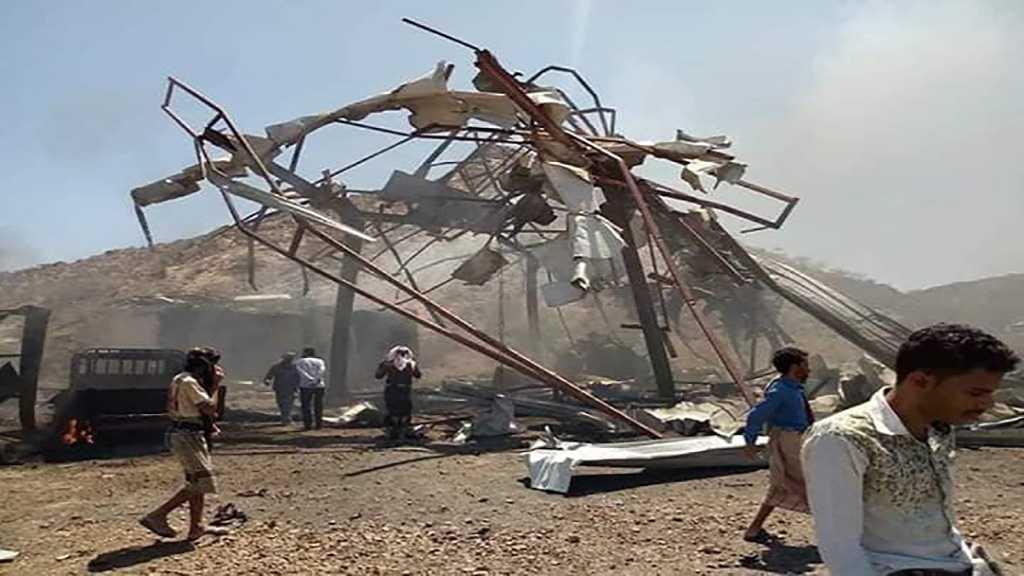 Another Saudi Massacre in Yemen: At Least 12 Martyrs in Taiz