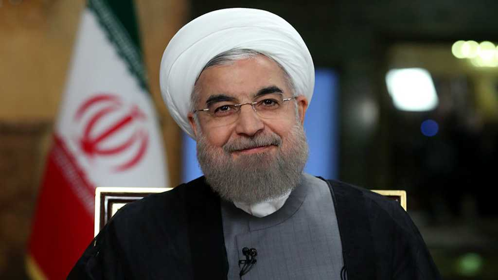 Rouhani on Lebanon's Liberation Day: Resistance Only Way to Fight Aggressors