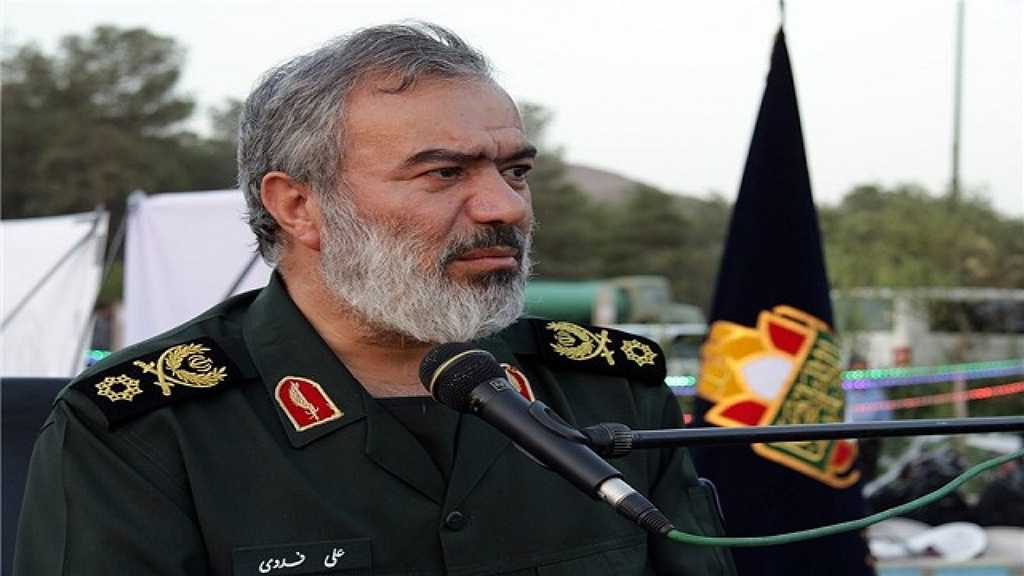 US In 'Weakest' Regional Presence Ever: IRGC Commander