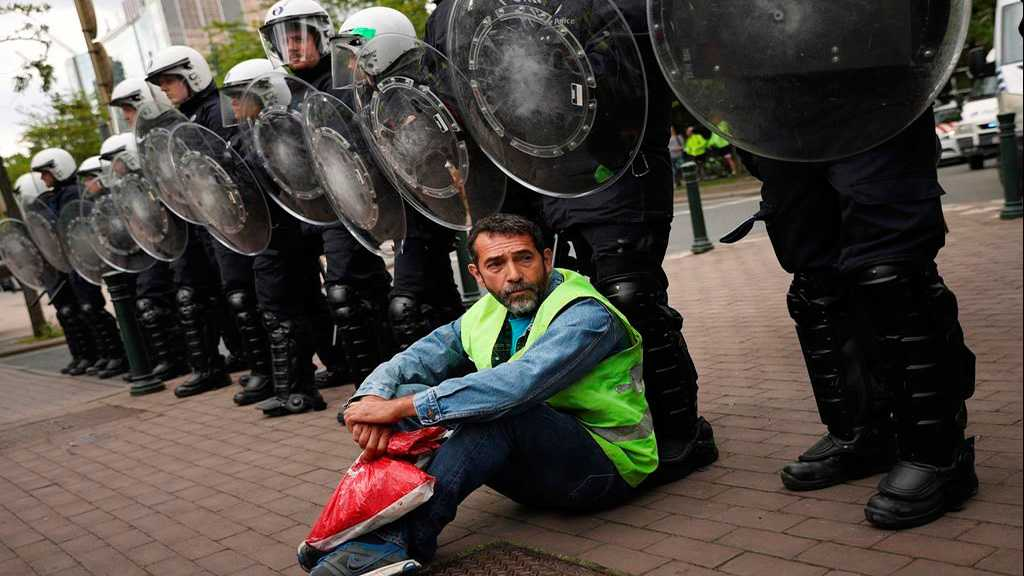 "Belgium's ""Yellow Vests"": Protest Turns Violent amid Elections"