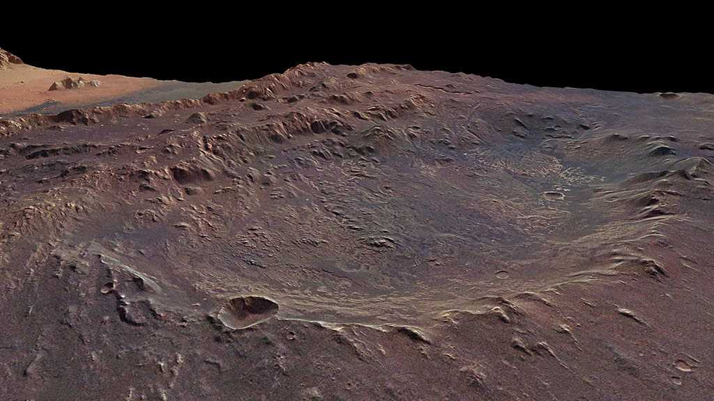 Discovery in Ethiopian Volcano Shows Possibility of Life on Mars
