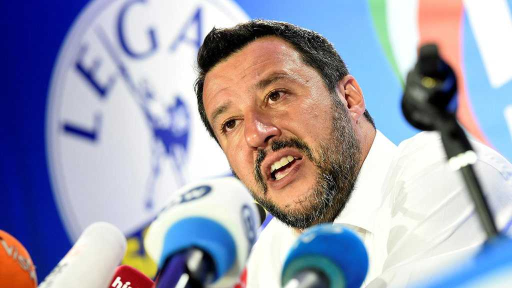 Salvini: EU Could Slap 3 Billion Euro Fine on Italy for Excessive Debt