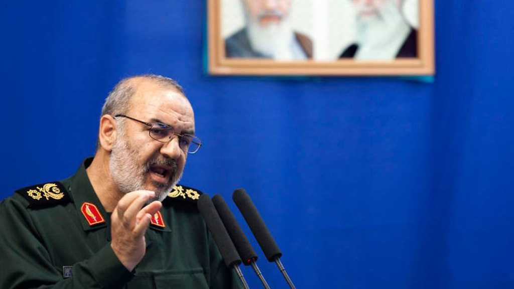 US 'Unsuccessfully' Exhausted Capacity for War with Iran: IRGC Top Chief