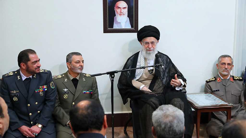 Imam Khamenei Appoints New Air Defense Commanders