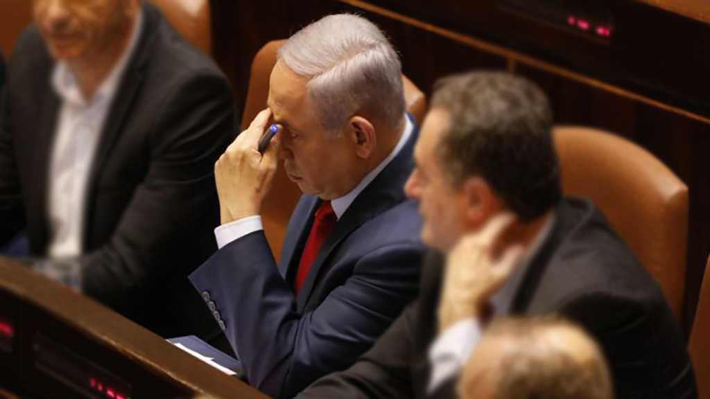 Netanyahu Fails to Form Coalition, 'Israeli' Knesset to Hold Snap Elections